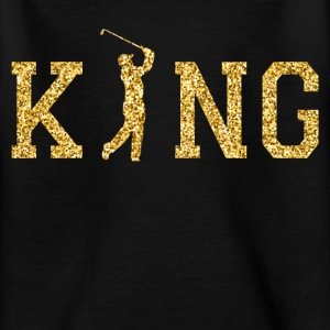 Golf koning Shirts - Teenager T-shirt