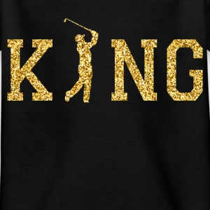 Golf King Camisetas - Camiseta niño