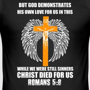 Christianity T-Shirts - Men's Slim Fit T-Shirt