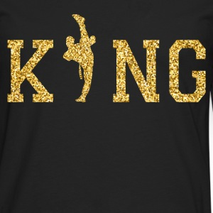 Karate King Long sleeve shirts - Men's Premium Longsleeve Shirt