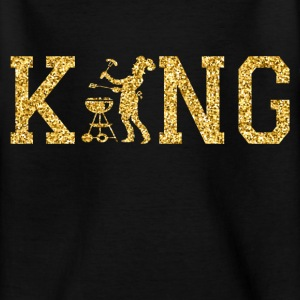 Kok konge T-shirts - Teenager-T-shirt