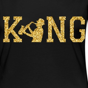 Jazz King Long Sleeve Shirts - Women's Premium Longsleeve Shirt