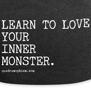 your inner monster - Jersey-Beanie