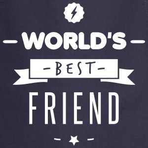 World's best friends  Aprons - Cooking Apron