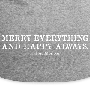 Merry everything - Jersey-Beanie