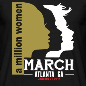 Women's March Atlanta T-Shirts - Men's T-Shirt