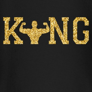 Weight lifting King Baby Long Sleeve Shirts - Baby Long Sleeve T-Shirt