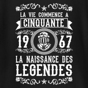 1967 - 50 ans - Légendes - 2017 Tee shirts manches longues Bébés - T-shirt manches longues Bébé