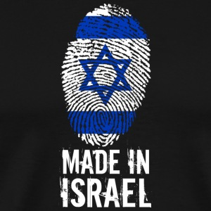 Made in Israel / Gemacht in Israel מדינת ישראל - Männer Premium T-Shirt