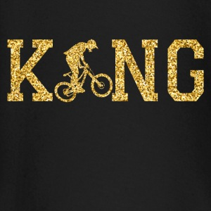 BMX King Baby Long Sleeve Shirts - Baby Long Sleeve T-Shirt