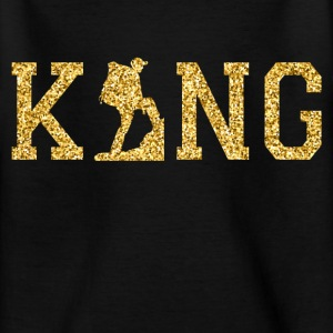 Bergbeklimmen-koning Shirts - Teenager T-shirt
