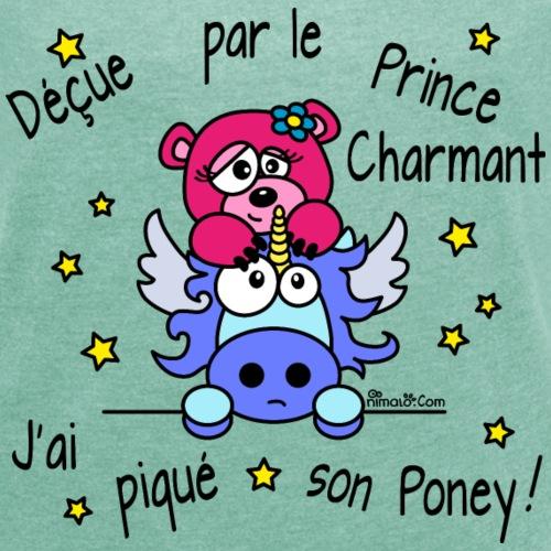 Licorne Prince Charmant Saint-Valentin Poney