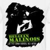 Malinois Schutzdienst Herrenshirt - Männer T-Shirt
