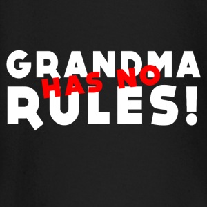 Granny has no rules Baby Long Sleeve Shirts - Baby Long Sleeve T-Shirt