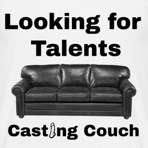 Looking for Talents - Männer T-Shirt
