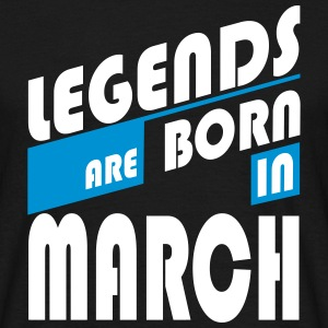 Legends March T-Shirts - Men's T-Shirt