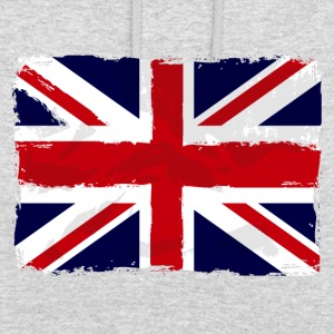 Union Jack - UK Flag Pullover & Hoodies - Unisex Hoodie