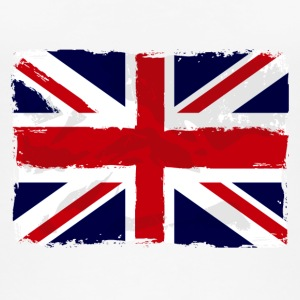 Union Jack - UK Flag Tops - Frauen Bio Tank Top