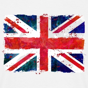 Union Jack - UK Flag T-Shirts - Männer T-Shirt