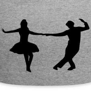 dancing couple Kasketter & huer - Jersey-Beanie