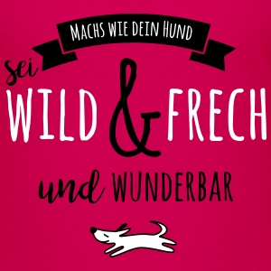FRECH & WILD T-Shirts - Teenager Premium T-Shirt