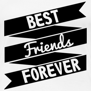 Best friends, Beste Freunde T-Shirt - Frauen Premium T-Shirt