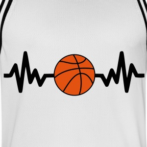Basketball,basket,basket-ball,t-shirt - Männer Basketball-Trikot