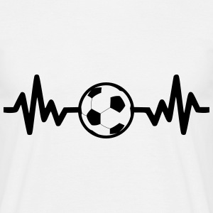 Fußball, football t-shirt - Men's T-Shirt