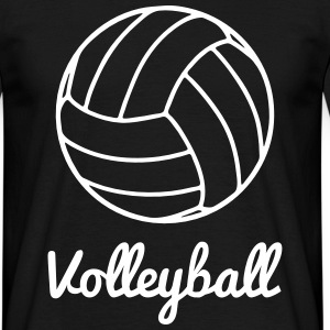 Volley, Volleyball t-shirt - Men's T-Shirt