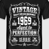 1969 Aged to Perfection White print - Men's T-Shirt