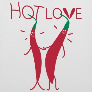 hot love  Sacs et sacs à dos - Tote Bag