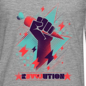 Revolution - Men's Premium Longsleeve Shirt
