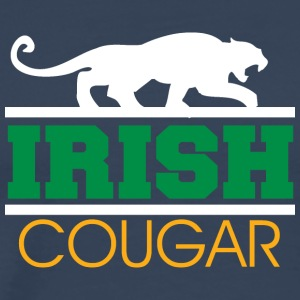 Irish Cougar Women's - Men's Premium T-Shirt