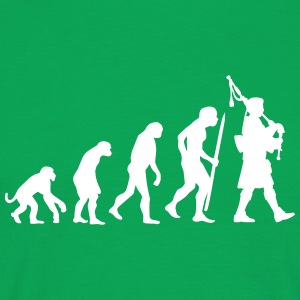 Evolution Pipebag T-shirts - Mannen T-shirt
