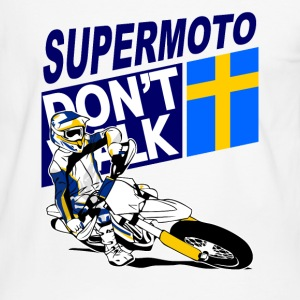 Supermoto Racing T-Shirts - Men's Ringer Shirt