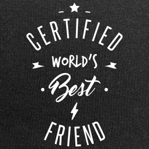 certified best friends Caps & Hats - Jersey Beanie
