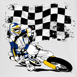 Supermoto Racing Sports wear - Men's Basketball Jersey