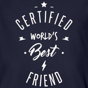 certified best friends T-Shirts - Men's Organic T-shirt