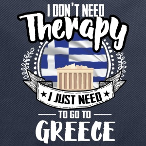 Therapy Greece Bags & Backpacks - Backpack
