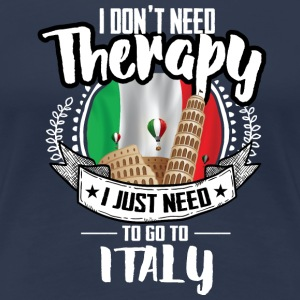 Therapy Italy T-Shirts - Women's Premium T-Shirt