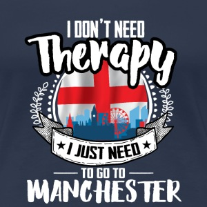 Therapy Manchester T-Shirts - Women's Premium T-Shirt