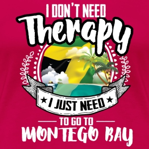 Therapy Montego Bay T-Shirts - Women's Premium T-Shirt
