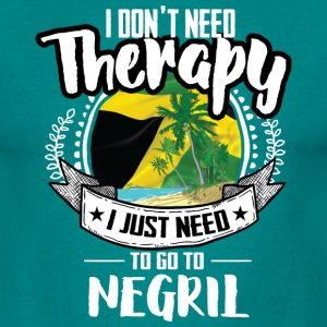 Therapy Negril T-Shirts - Men's T-Shirt