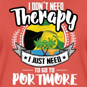 Therapy Portmore T-Shirts - Women's Premium T-Shirt