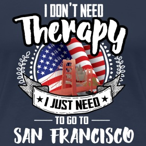Therapy San Francisco T-Shirts - Women's Premium T-Shirt