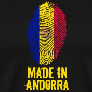 Made In Andorra - Männer Premium T-Shirt