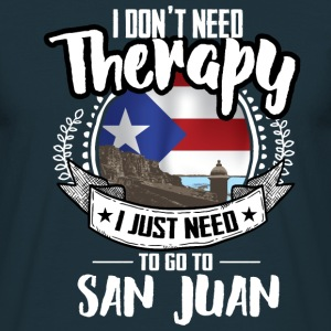 Therapy San Juan T-Shirts - Men's T-Shirt
