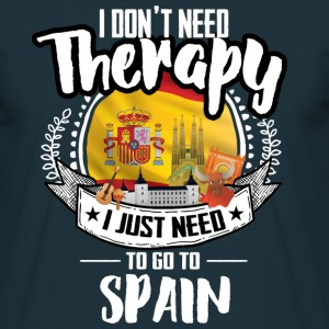 Therapy Spain T-Shirts - Men's T-Shirt