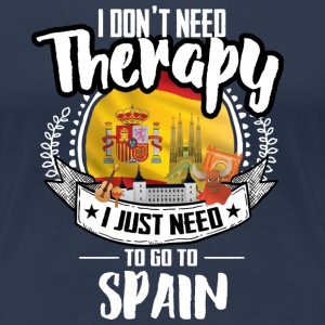 Therapy Spain T-Shirts - Women's Premium T-Shirt
