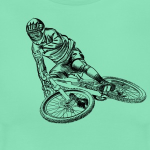 Mountainbike T-shirts - T-shirt dam